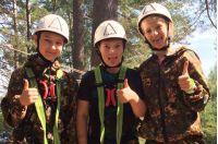 ГЕРОИ. Лагерь скалолазов в Приэльбрусье