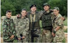 Федеральная сеть лагерей Спецназ дети