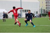 Football camp in Sochi