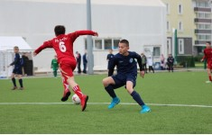 Футбольный лагерь в Сочи