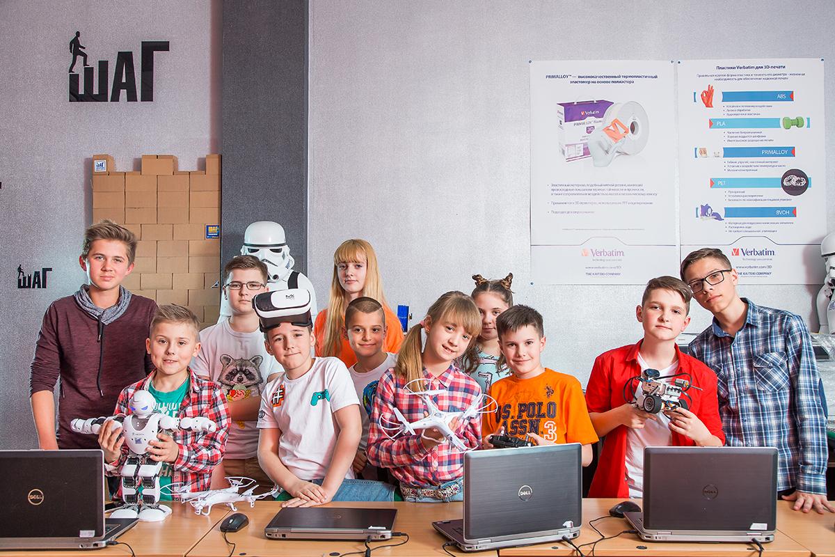 Компьютерная Академия ШАГ Марьино