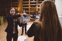Новая школа. Filmmaking