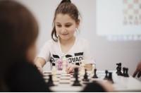 New School. Chess workshop