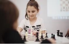 Новая школа. Шахматные сборы