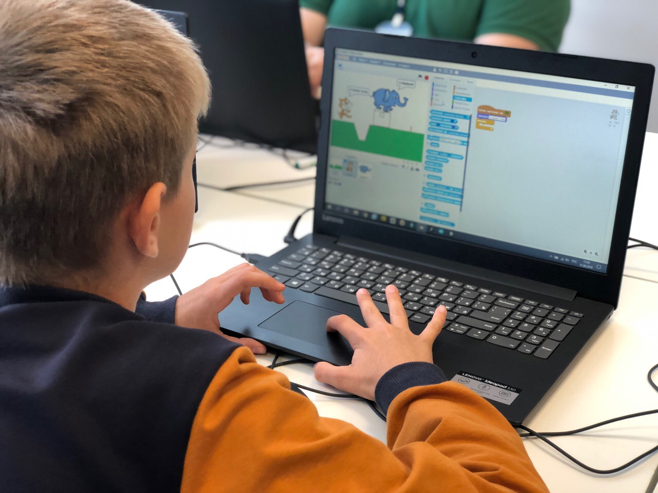 Онлайн-школа программирования Пиксель