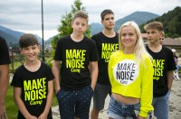 Make Noise Camp. Extreme