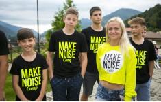 Make Noise Camp. Extreme