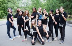 Школа современного танца The First Dance