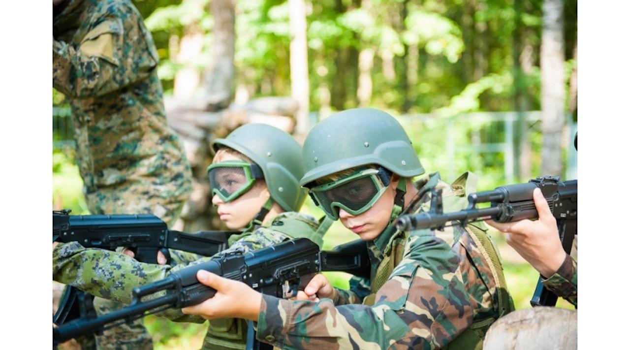 Военно-исторический лагерь DEX