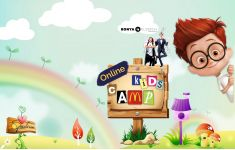 Kids Camp. Online
