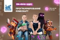 """Виртуальный IT-лагерь """"Minecraft"""""""