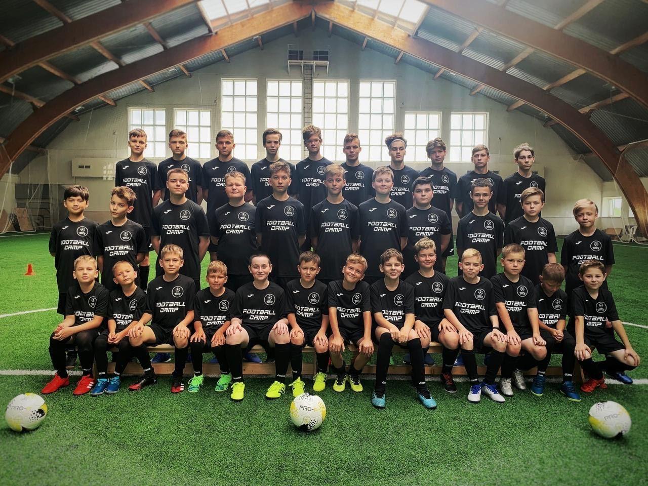 Учебно-тренировочный футбольный лагерь «ЛИГА»