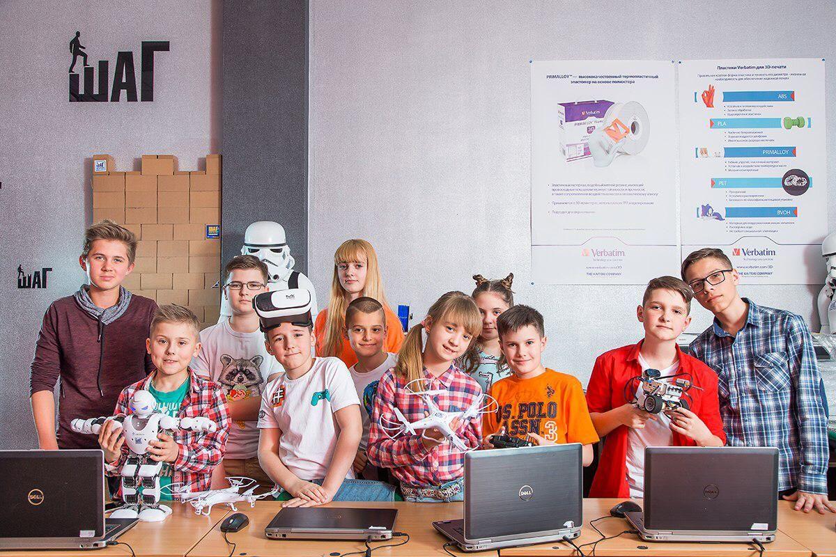 IT лагерь Компьютерной Академии Шаг