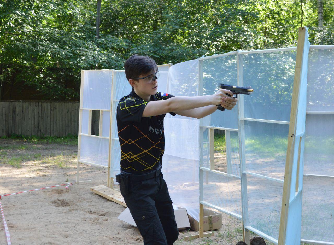 ActionAir. Спортивные сборы по практической стрельбе